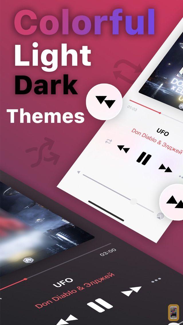 Screenshot - Melodista Music Offline Player