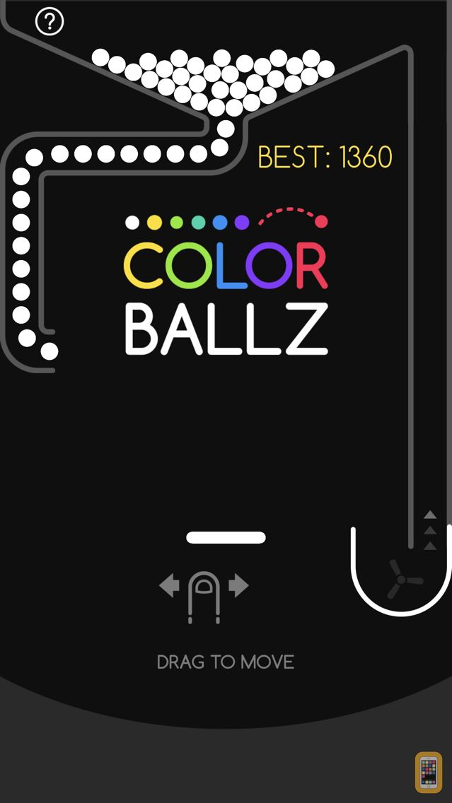 Screenshot - Color Ballz