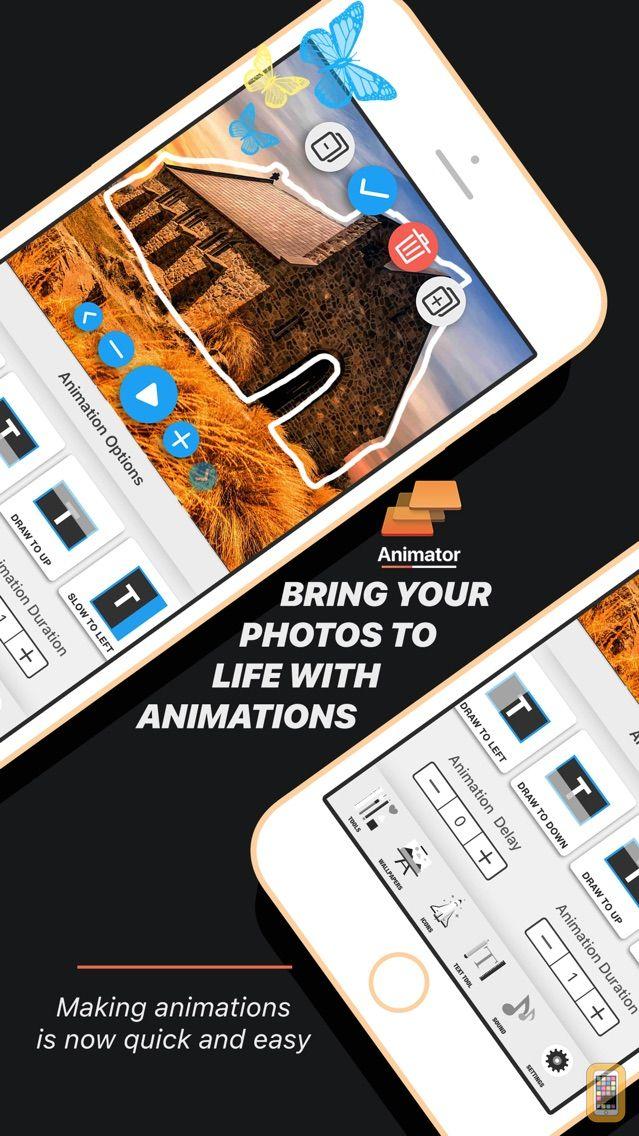 Screenshot - Photo Animator Studio Maker