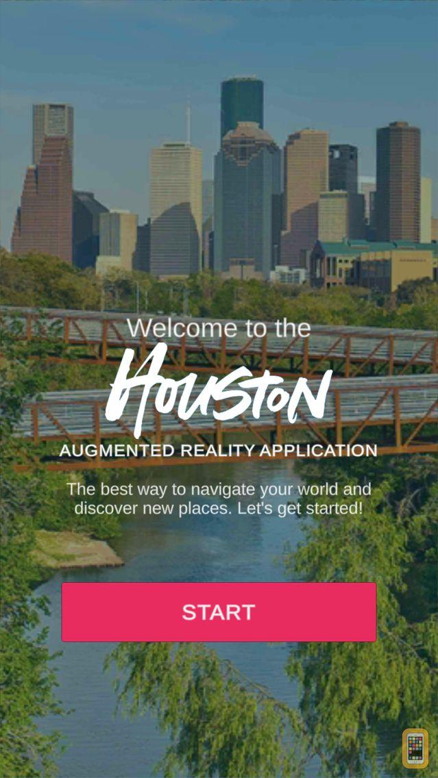 Screenshot - Visit Houston AR