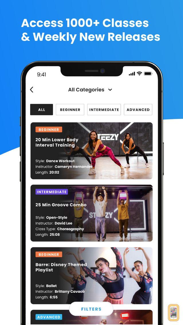 Screenshot - STEEZY - Learn Dance Faster