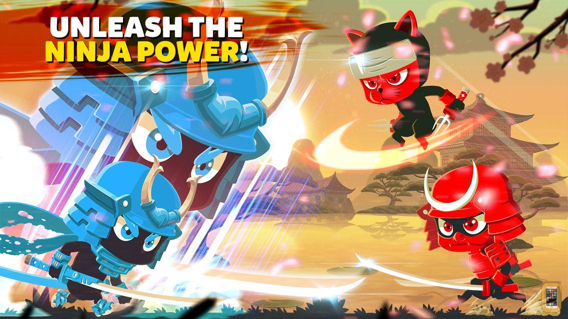 Screenshot - Ninja Dash - Ronin Jump RPG