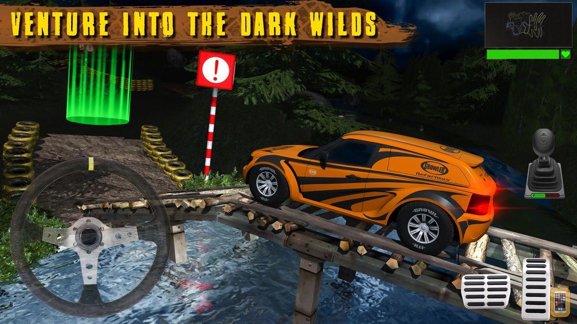 Screenshot - 4x4 Offroad: Dark Night Racing