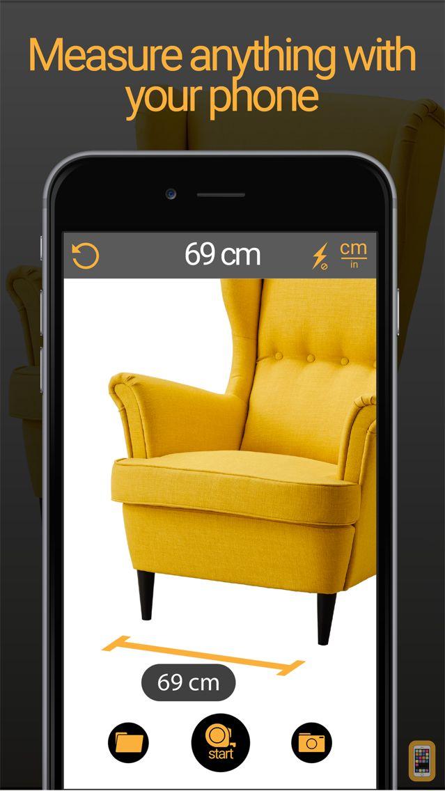 Screenshot - Tape Measure AR