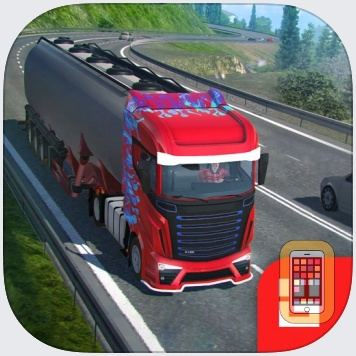 Truck Simulator PRO Europe by Mageeks Apps & Games (Universal)