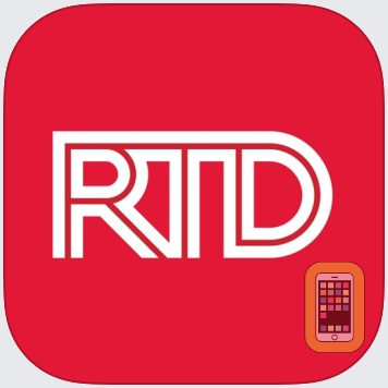RTD Mobile Tickets by Regional Transportation District (iPhone)
