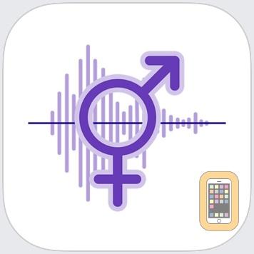 Voice Pitch Analyzer by David Seek, LLC (iPhone)