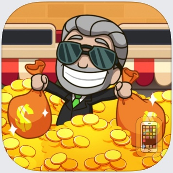 Idle Factory Tycoon by Kolibri Games GmbH (Universal)