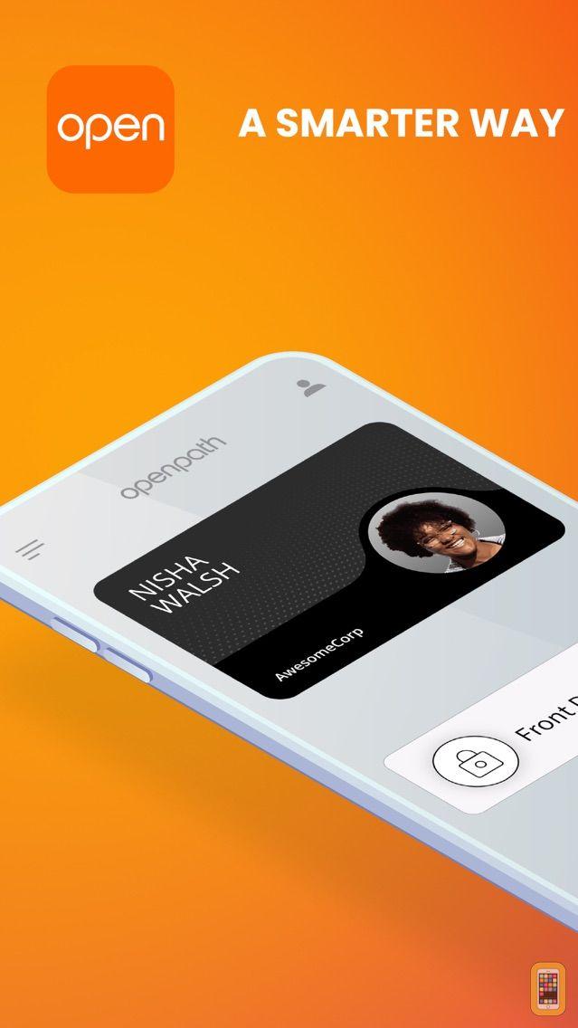Screenshot - Openpath Mobile Access