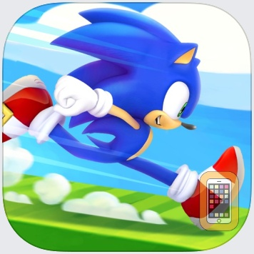 Sonic Runners Adventure by Gameloft (Universal)