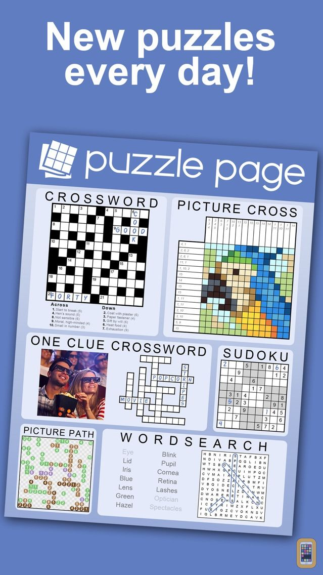 Screenshot - Puzzle Page