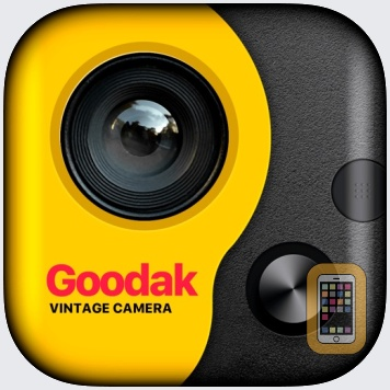 Vintage Camera - Goodak by PSDC Creative Inc. (iPhone)