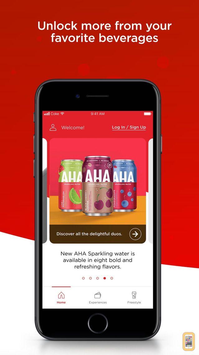 Screenshot - Coca-Cola®