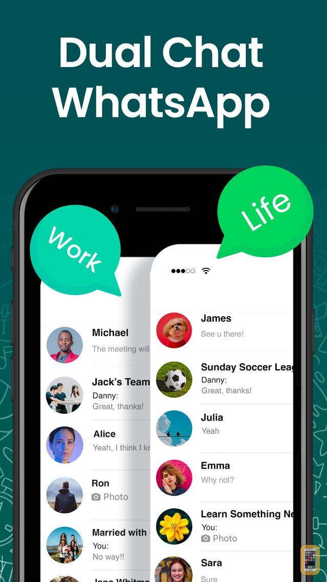 Screenshot - Whats up for WhatsApp
