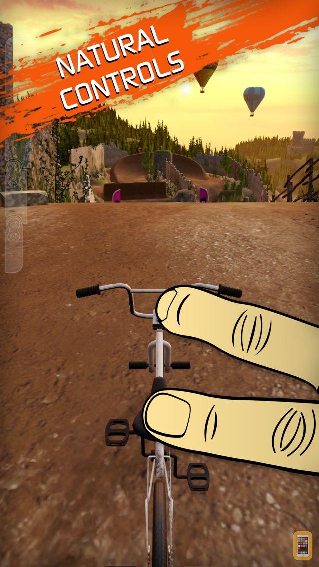 Screenshot - Touchgrind BMX 2