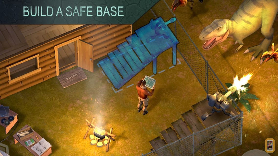 Screenshot - Jurassic Survival