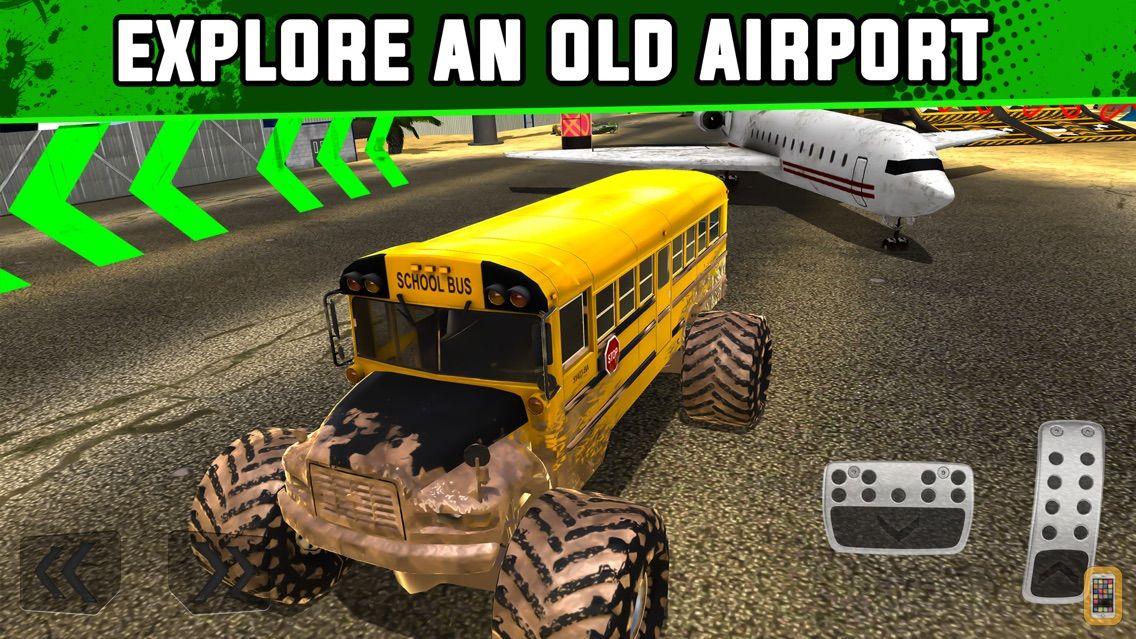 Screenshot - Monster Truck XT Airport Derby