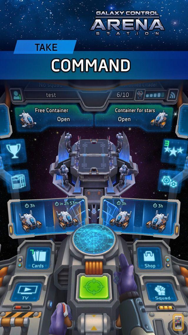 Screenshot - Arena: Galaxy Control