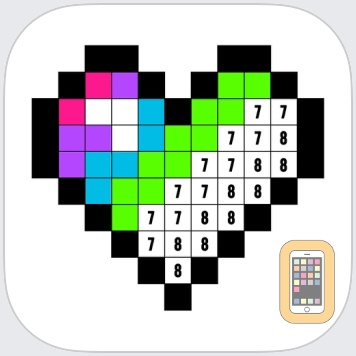 Color by Number: Coloring Game by Fun Games For Free (Universal)