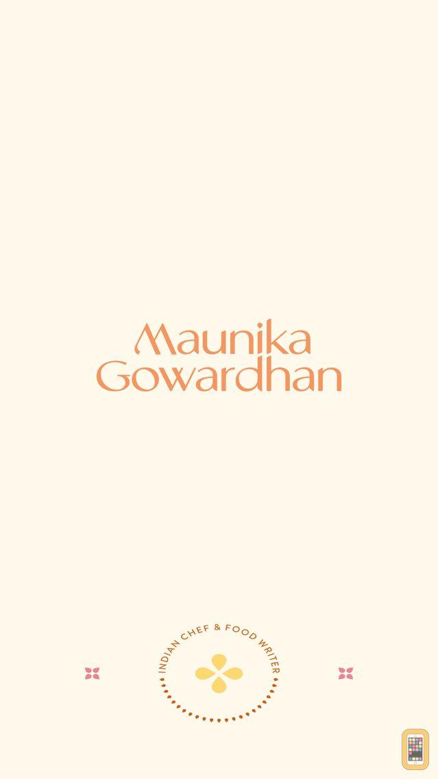 Screenshot - Maunika's Indian Recipes