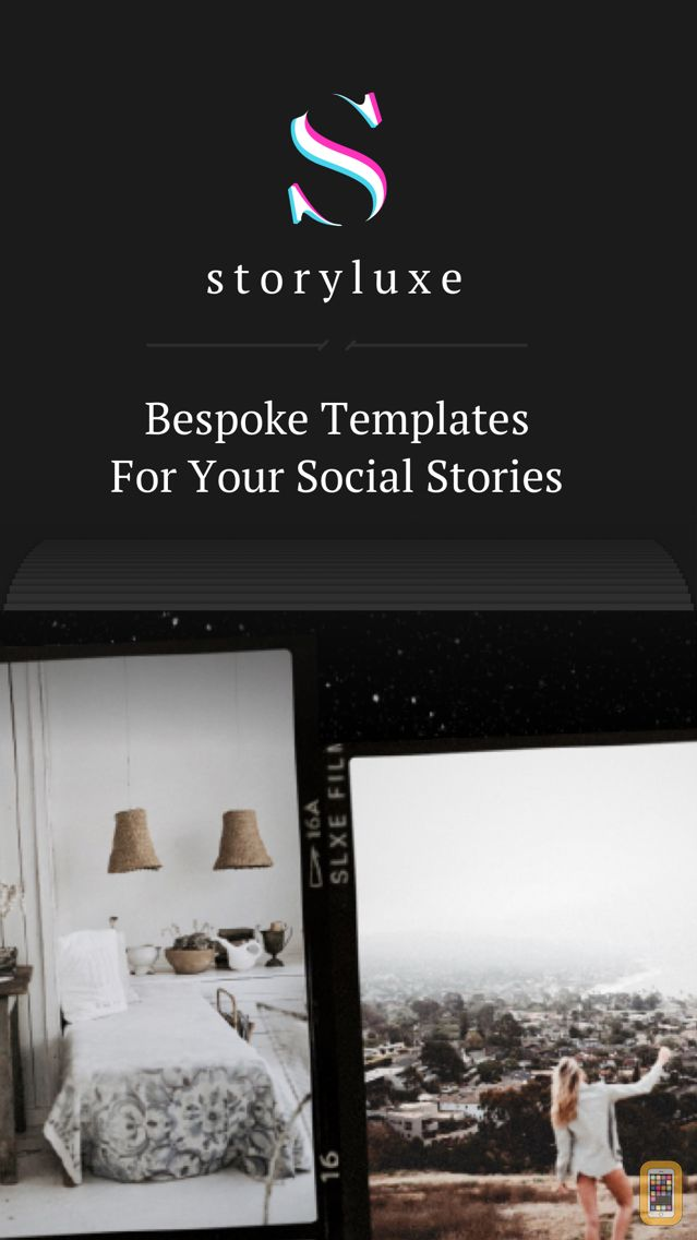Storyluxe: Templates & Filters for iPhone - App Info & Stats