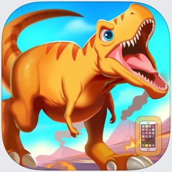 Dinosaur Island: T-Rex Games by Yateland Limited (Universal)