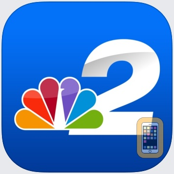 NBC2 News App by Waterman Broadcasting Corp (Universal)