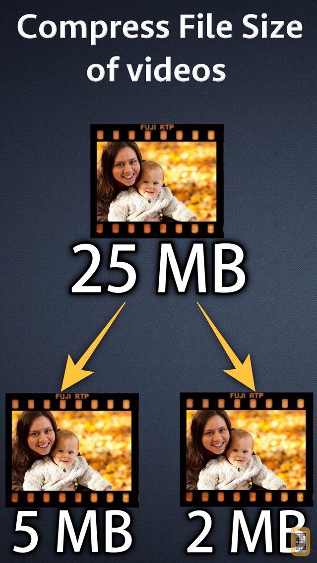 Screenshot - Video Size Compressor