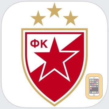 FK Crvena zvezda by FK Crvena zvezda (iPhone)