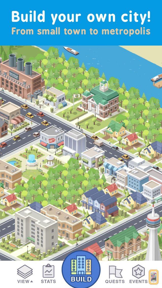Screenshot - Pocket City