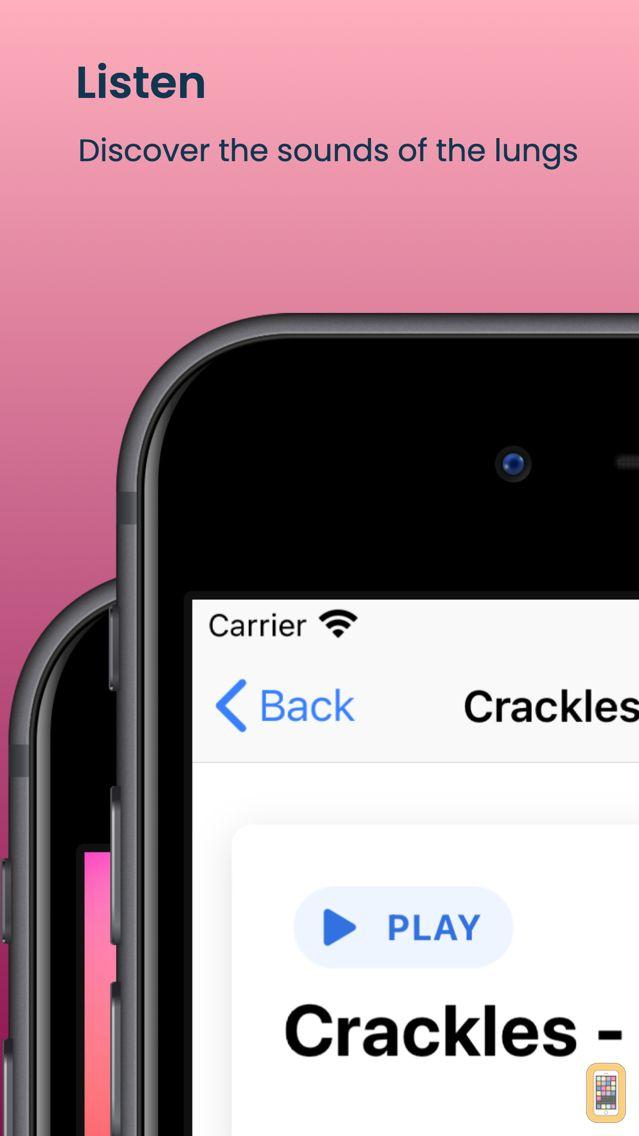 Screenshot - Lung Sounds
