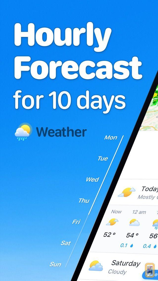 Screenshot - Weather ٞ