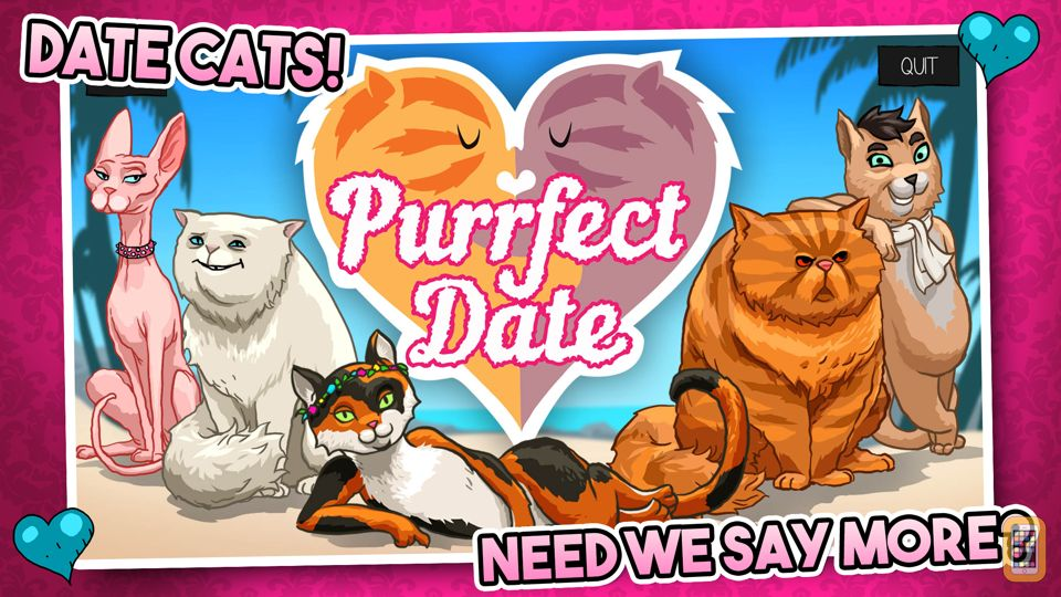 Screenshot - Purrfect Date