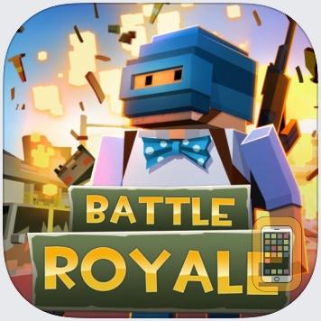 Grand Battle Royale: Pixel FPS by GameSpire Ltd. (Universal)