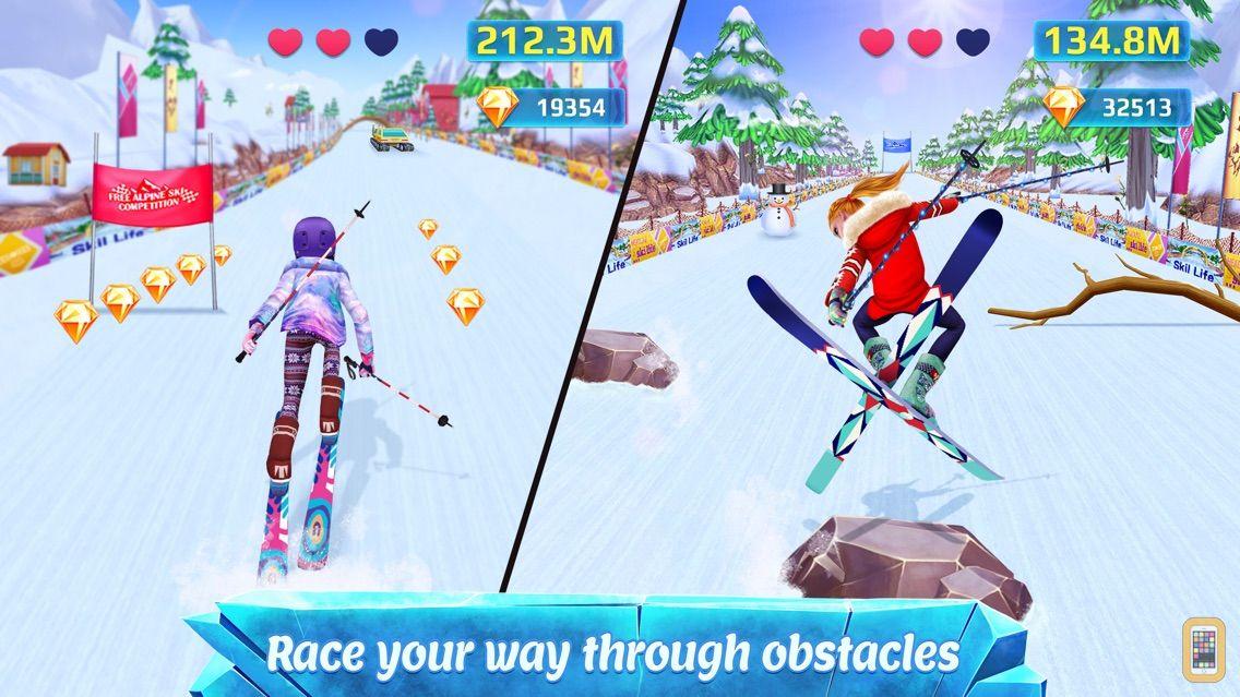 Screenshot - Ski Girl Superstar