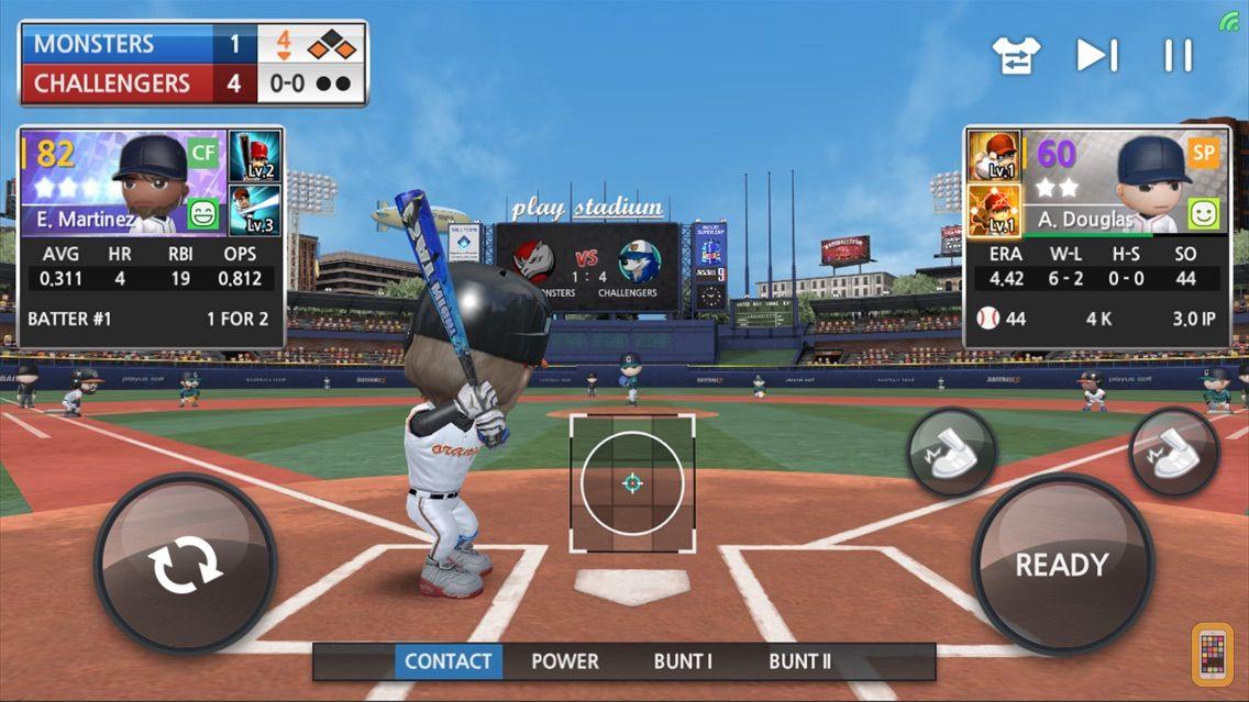 Screenshot - BASEBALL 9