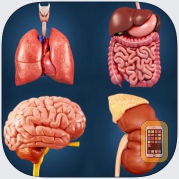 My Organs Anatomy by Santosh Chavan (Universal)