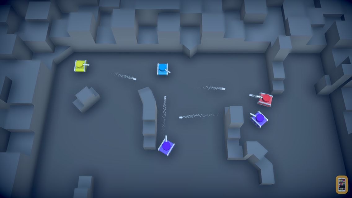 Screenshot - Tiny Tanks!