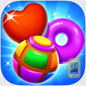 Candy Show - Sweet Easter by Candy Match Three Puzzle Games (Universal)