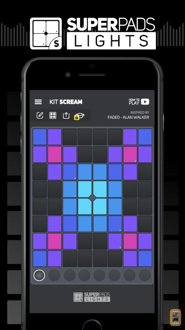 Screenshot - SUPER PADS LIGHTS - Be a DJ