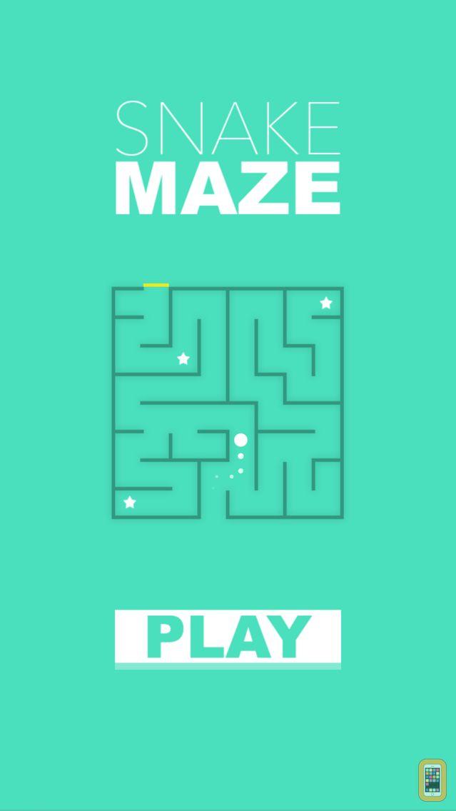 Screenshot - Snake Maze.