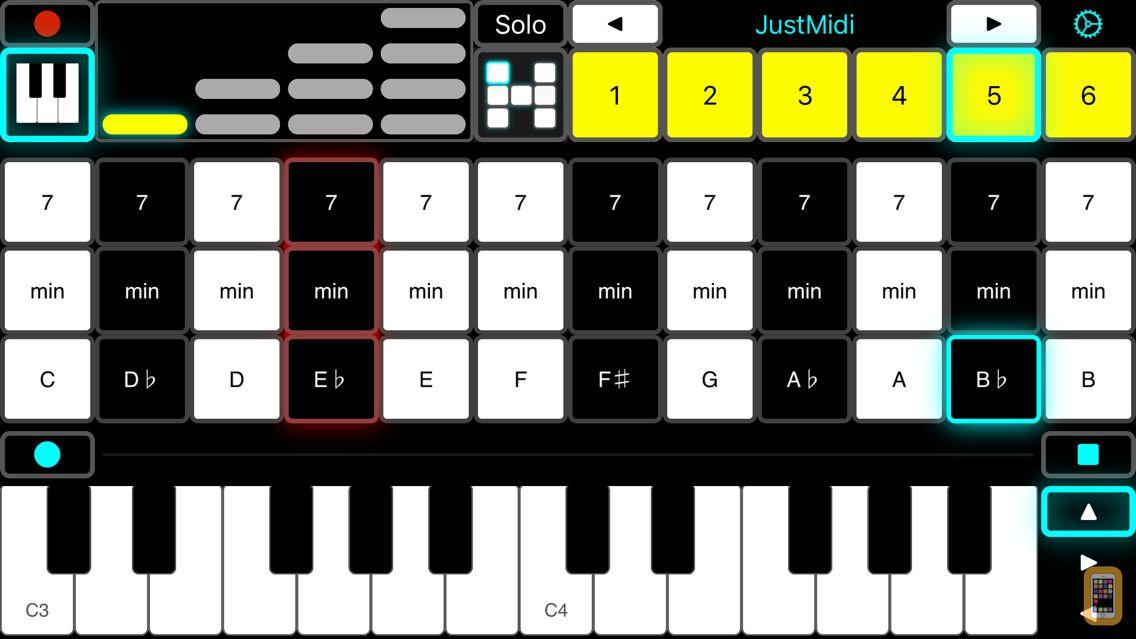 Screenshot - Harmonizr