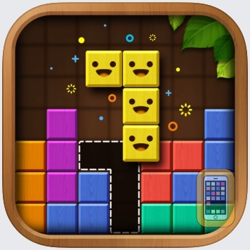Wood Color Block: Puzzle Game by LIHUHU PTE. LTD. (Universal)