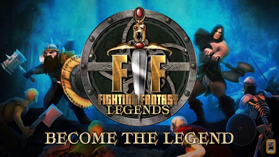 Screenshot - Fighting Fantasy Legends