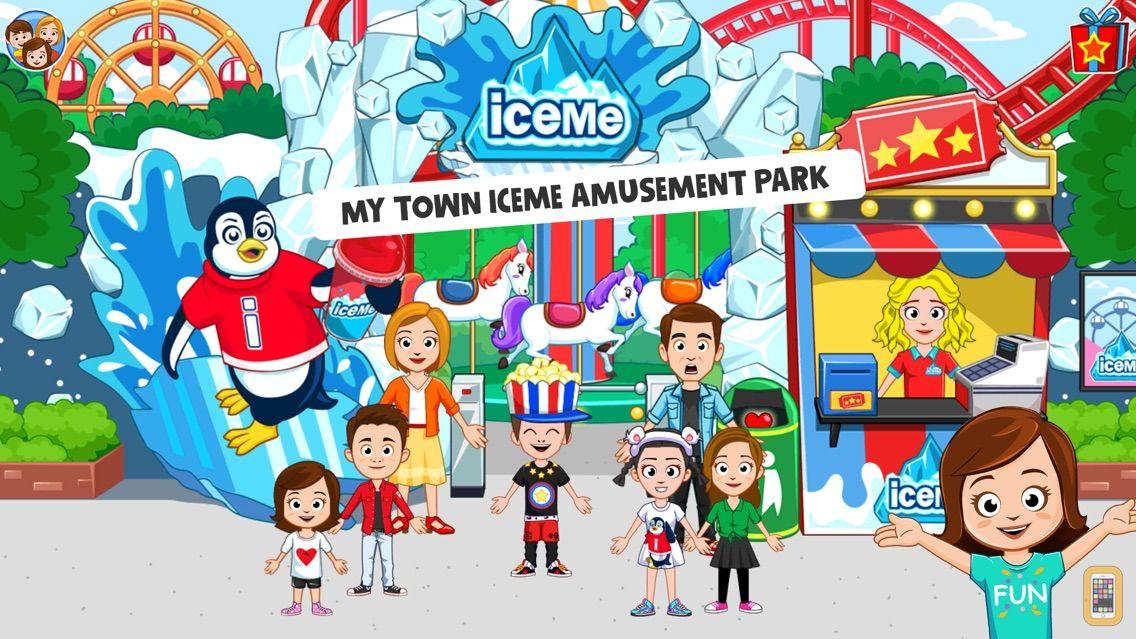 Screenshot - My Town : ICEME Amusement Park