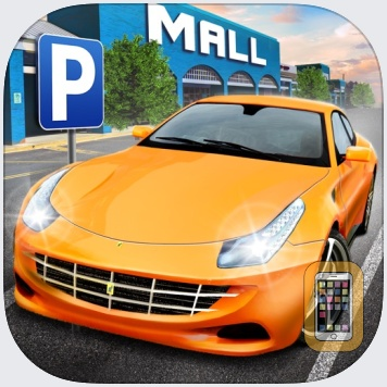 Shopping Mall Parking Lot by Play With Games Ltd (Universal)