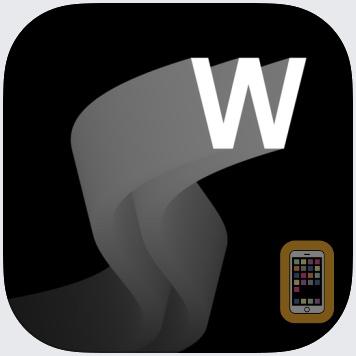 Weird Type by Zach Lieberman (iPhone)