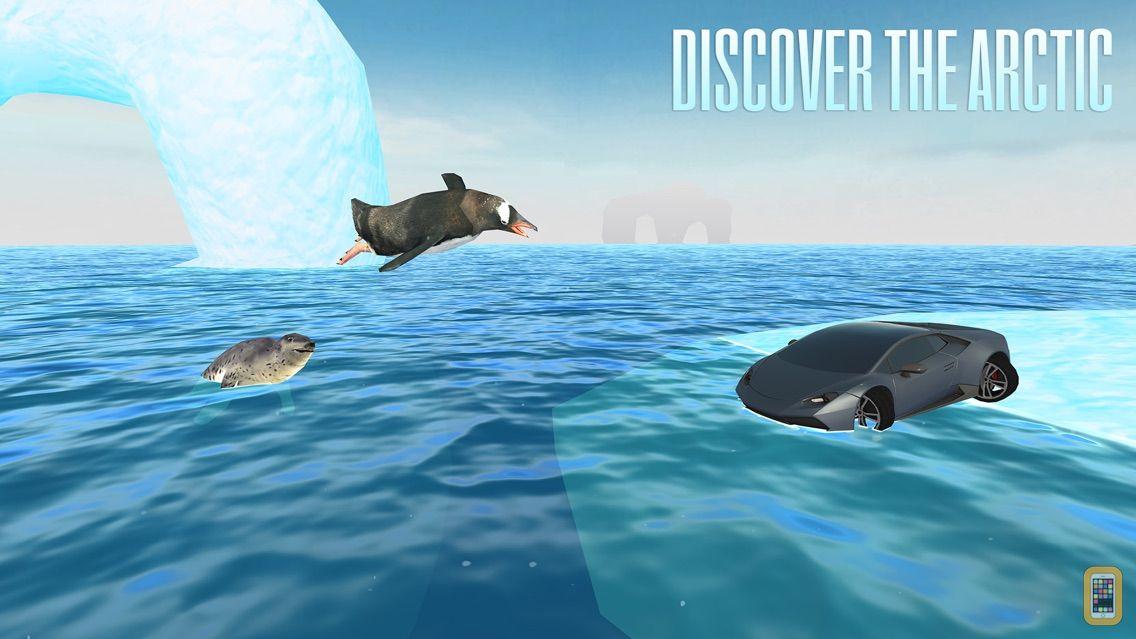 Screenshot - Submarine Car Diving Simulator