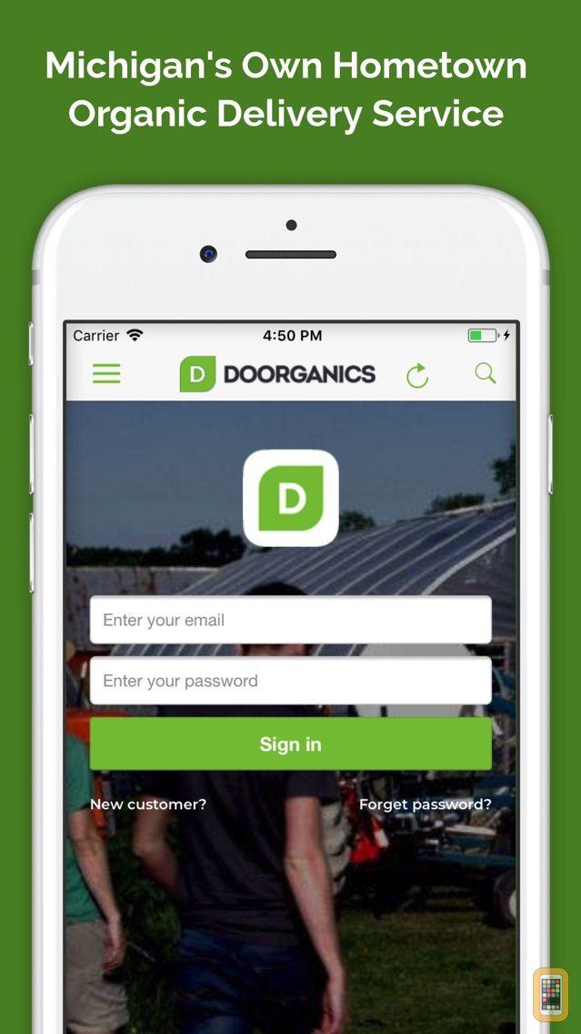 Screenshot - Doorganics