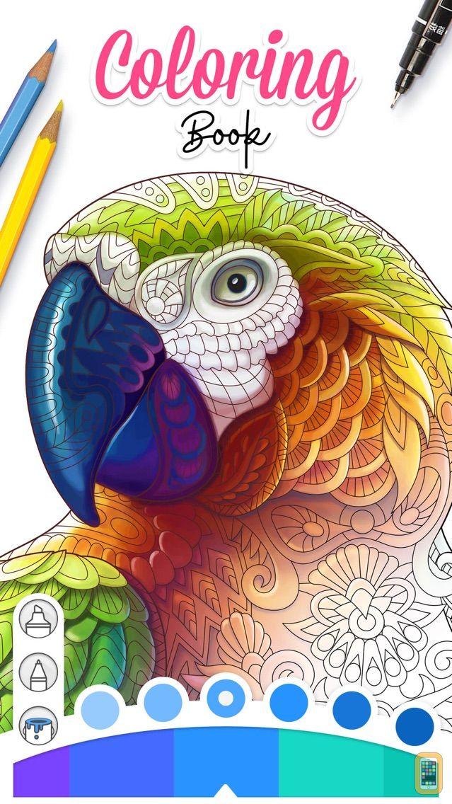Screenshot - Coloring Book∘
